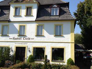 麗布酒店兼咖啡館(Hotel Cafe Lieb)