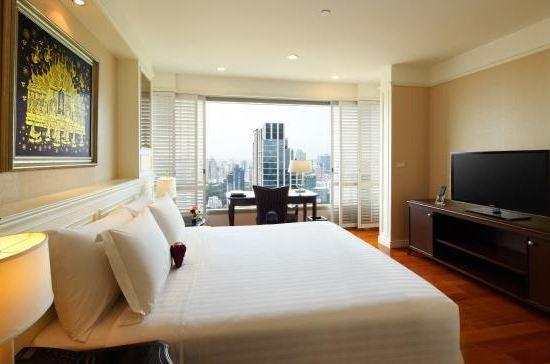 曼谷拉查丹利中心酒店(Grande Centre Point Ratchadamri Bangkok)三室總統套房