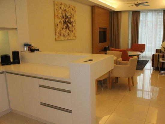 吉隆坡輝盛國際公寓(Fraser Place Kuala Lumpur)1+1臥室尊貴房