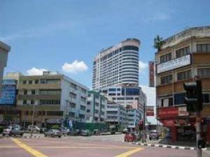巴生黃金院落酒店(Goldcourse Hotel, Klang)