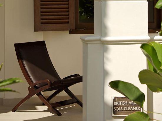 新加坡聖淘沙安曼納聖殿度假酒店(Amara Sanctuary Resort Sentosa)庭園套房