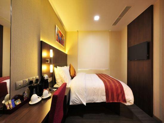 新加坡客來福酒店香港街5號(Hotel Clover 5 Hong Kong Street Singapore)