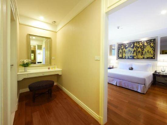 曼谷拉查丹利中心酒店(Grande Centre Point Ratchadamri Bangkok)套房