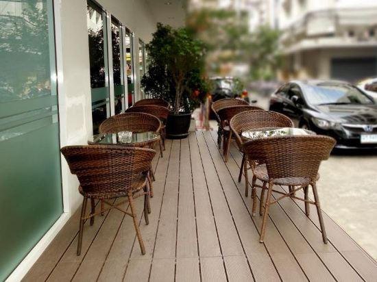 曼谷是隆楠特拉酒店(Nantra Silom Hotel Bangkok)餐廳