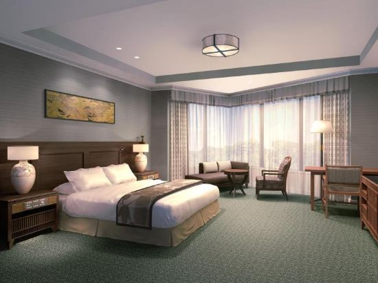 東京椿山莊大酒店(Hotel Chinzanso Tokyo)城景卓越的現代_經典房