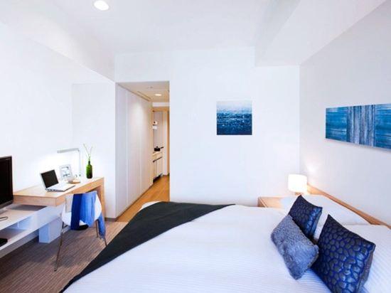 南海大阪輝盛國際公寓(Fraser Residence Nankai Osaka)豪華工作室房