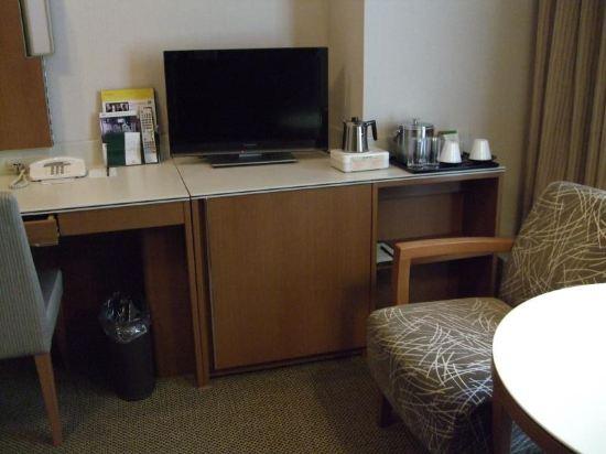 大阪麗嘉皇家酒店(Rihga Royal Hotel)塔翼-高級樓層-標準雙人房