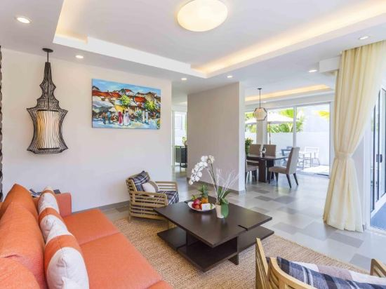 峴港雅高尊貴度假村(Premier Village Danang Resort Managed by AccorHotels)園景一卧室別墅