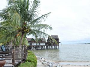 德莉莎套房私人住宿度假村@蘭卡威瀉湖(Delisha Suite Private Unit @ Langkawi Lagoon)