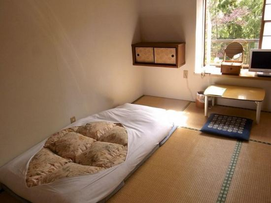 富士箱根旅館(Fuji-Hakone Guest House)單人日式房(日式)