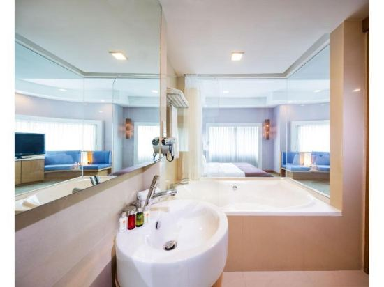 新加坡悅樂樟宜酒店(Village Hotel Changi by Far East Hospitality)小型套房