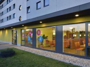 奧伯豪森市中心B&B酒店(B&B Hotel Oberhausen am Centro)