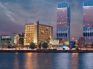 伊茲密爾貝拉克里希爾頓花園酒店(Hilton Garden Inn Izmir Bayrakli)