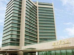 安卡拉的里克斯大酒店(Rixos Grand Ankara Hotel)