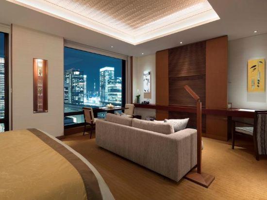 東京半島酒店(The Peninsula Tokyo)豪華閣間客房