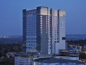 約翰內斯堡桑頓麗笙藍標酒店(Radisson Blu Hotel Sandton Johannesburg)