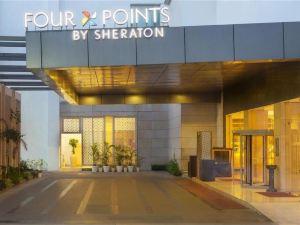 齊普爾城市廣場福朋喜來登酒店(Four Points by Sheraton Jaipur, City Square)