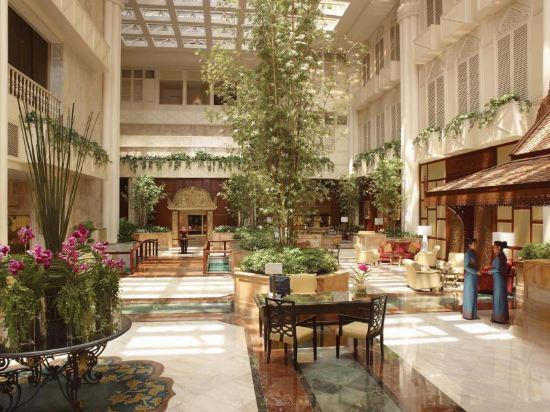 曼谷香格里拉大酒店(Shangri-La Hotel Bangkok)Krungthep樓Krungthep河景客房