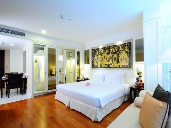 曼谷拉查丹利中心酒店(Grande Centre Point Ratchadamri Bangkok)高級豪華房
