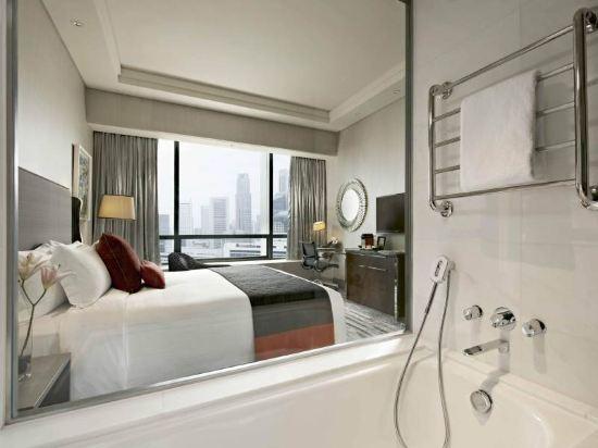 新加坡卡爾登城市酒店(Carlton City Hotel Singapore)卡爾頓俱樂部房