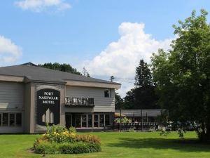 納斯瓦克堡壘汽車旅館(The Fort Nashwaak Motel)