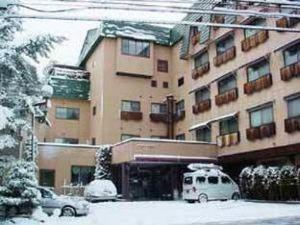 丸北伯格圖爾酒店(Hotel Bergtour Marukita)