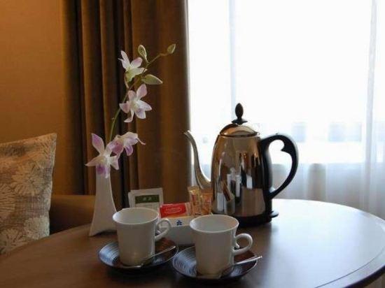 福岡日航酒店(Hotel Nikko Fukuoka)高級豪華雙床間