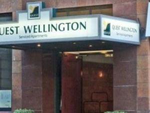 惠靈頓探索酒店(Quest Wellington Apartments)
