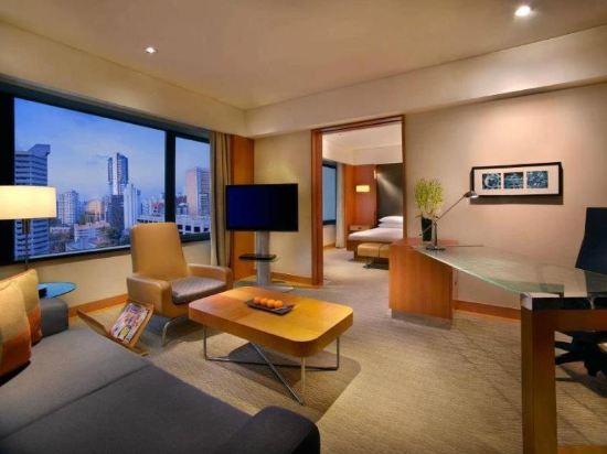 新加坡君悦酒店(Grand Hyatt Singapore)俱樂部豪華房