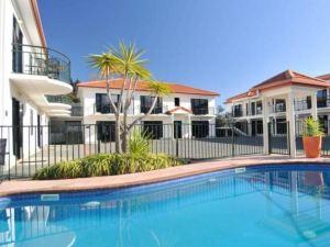 棕櫚汽車旅館(Palms Motel)