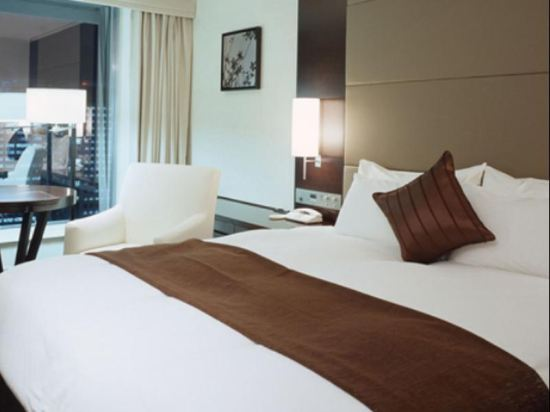 品川王子大飯店(Shinagawa Prince Hotel)主樓標準房房
