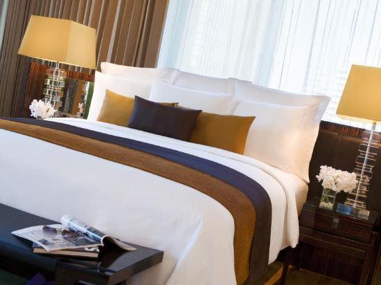 曼谷拉差阿帕森購物區萬麗酒店(Renaissance Bangkok Ratchaprasong Hotel)工作室套房