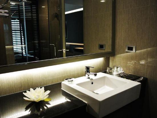 康帕斯酒店集團素坤逸11巷瑞士大酒店(Grand Swiss Sukhumvit 11 by Compass Hospitality)城景行政房