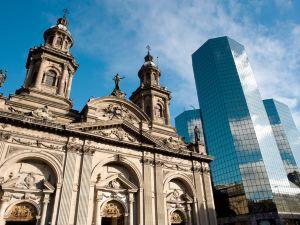 聖地亞哥洲際酒店(Intercontinental Santiago)