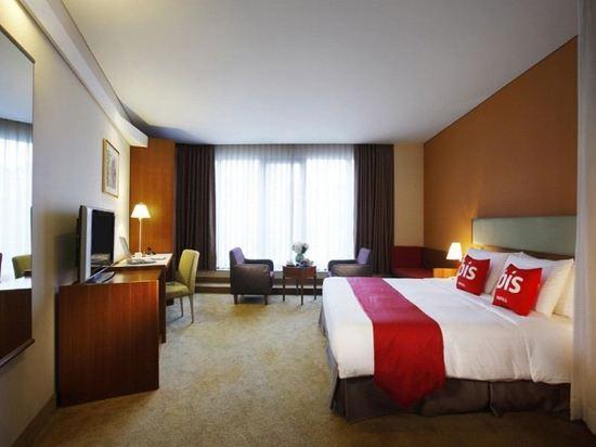 宜必思首爾明洞酒店(Ibis Ambassador Seoul Myeong Dong)Junior Suite King Room