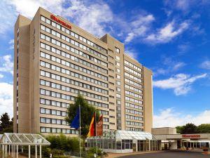 法蘭克福喜來登酒店(Sheraton Frankfurt Congress Hotel)
