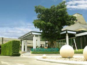 羅永府城市酒店(Rayong City Hotel)
