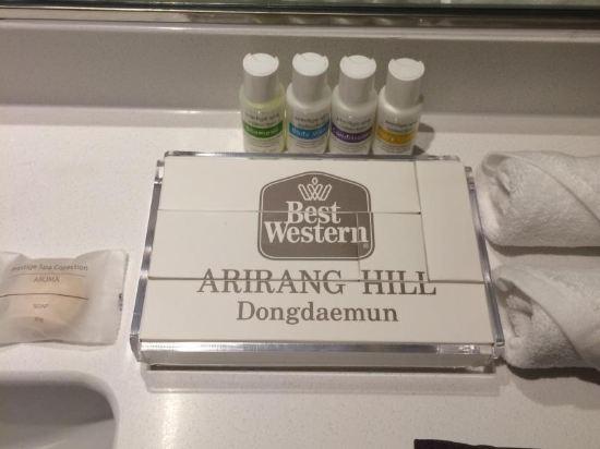 首爾東大門貝斯特韋斯特阿里郎希爾酒店(Best Western Arirang Hill Dongdaemun)其他