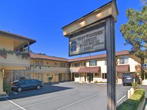 卡梅爾貝斯特韋斯特聯排別墅式旅舍(Best Western Carmel's Town House Lodge)