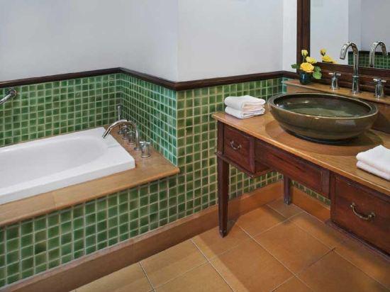 芭堤雅洲際度假酒店(InterContinental Pattaya Resort)園景家庭房