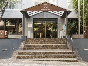 巴塞羅那阿勒納斯阿迪拉姆酒店(Arenas Atiram Hotel Barcelona)