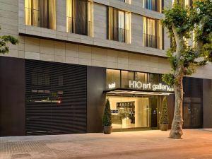 巴塞羅那H10畫廊酒店(H10 Art Gallery Hotel Barcelona)