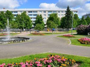 奧盧酒店式公寓(Oulu Hotelli Apartments)