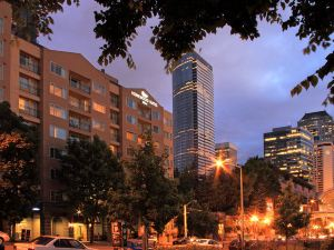 華盛頓州西雅圖市區東部欣庭酒店(Homewood Suites by Hilton-Seattle Convention Center-Pike Street)