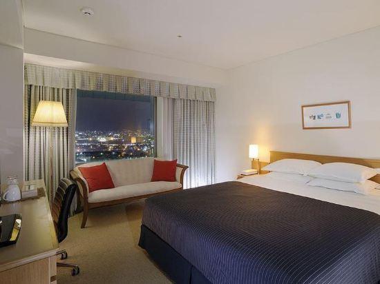 札幌艾米西亞酒店(Hotel Emisia Sapporo)高樓層大床房