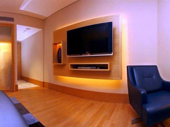 新加坡君悦酒店(Grand Hyatt Singapore)君悦特大床房
