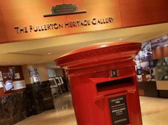 新加坡富麗敦酒店(The Fullerton Hotel Singapore)豪華俱樂部房