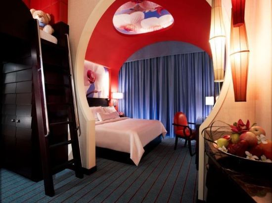 新加坡聖淘沙名勝世界節慶酒店(Resorts World Sentosa-Festive Hotel Singapore)家庭房