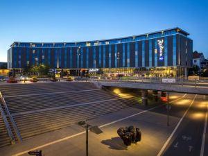 烏普薩拉麗笙藍標酒店(Radisson Blu Hotel Uppsala)