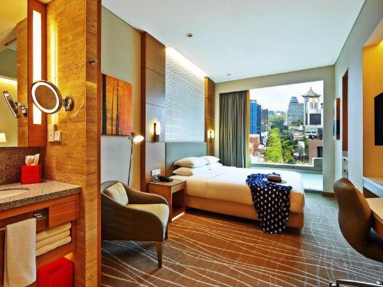 新加坡烏節門真酒店(Hotel Jen Singapore Orchardgateway by Shangri-La)俱樂部房